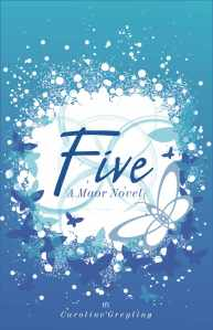 FIVE by CG Apr 2014 with butterfly