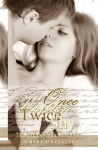Once written twice shy