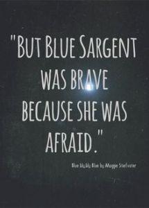 Blue Sargent